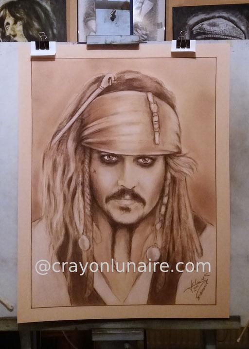 Johnny-depp-portrait