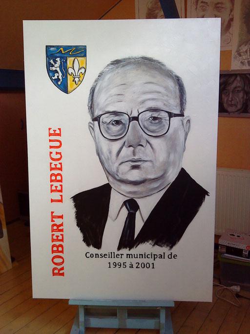 Portrait d'un élu local.