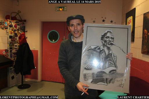 Thierry Sidhoum à Vauréal