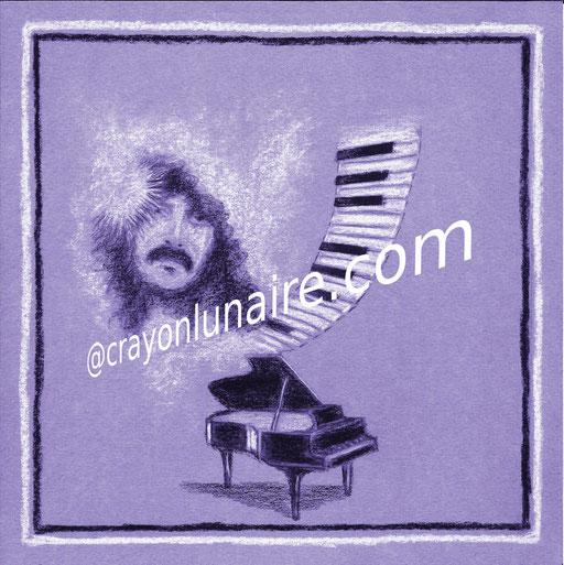 "Projet pochette CD Deep Purple ""above & beyond"""