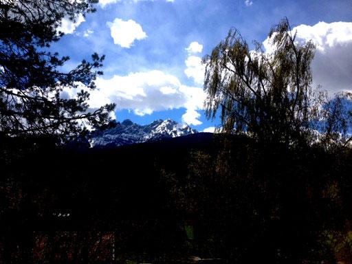 Frühling Dolomiten + primavera Dolomiti + spring in the Dolomites