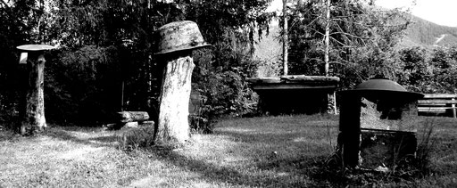vergessene Bunker Welt + mondo bunker dimenticato + forgetten bunker world