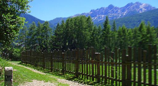 Dolomiten Berge + dolomite mountains + montagne dei dolomiti