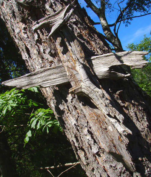 Kruzifix + croce fissa + crucifix