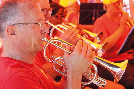 Le Brass Band l'Echo des Forêts