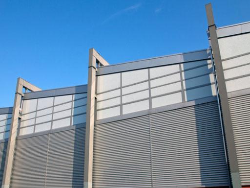 Ein abgeschlossenes Projekt der 3B Denkmalpflege & Bausanierung GmbH im Bereich Vorhangfassade.