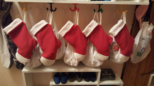 Der Nikolaus war da !
