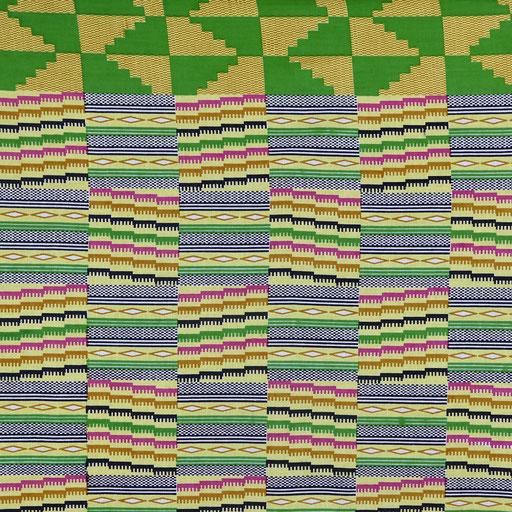 K13 african print kente ATL