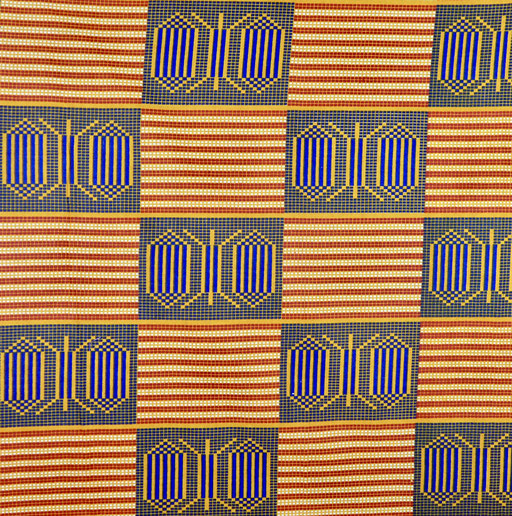 K14 african print kente