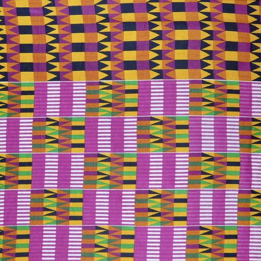 K8 african print kente
