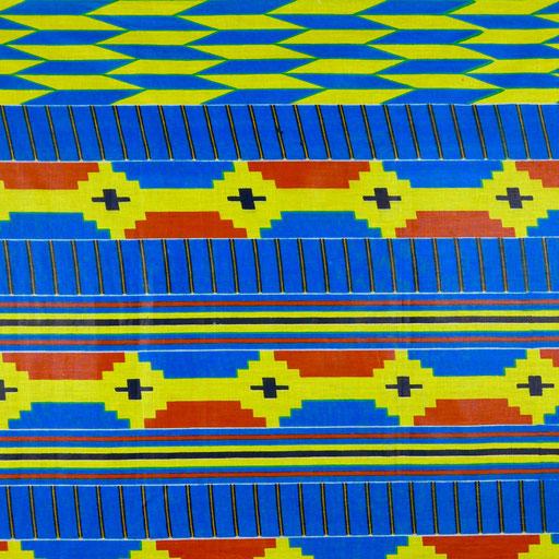 K5 african print kente
