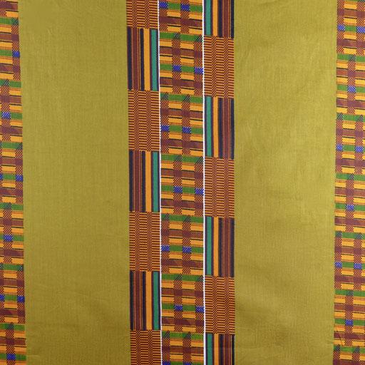 K1 african print kente