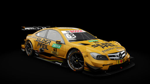 URD T5 Maures Skins - GiT Racing Team