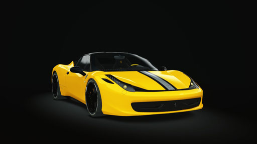 458 Speciale Skin Pack