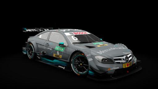 2017 Mercedes-AMG DTM skinpack