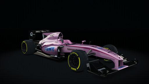F1 2017 skinpack