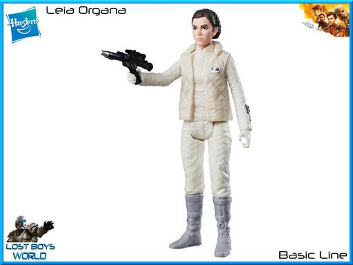 Leia Organa - Hoth