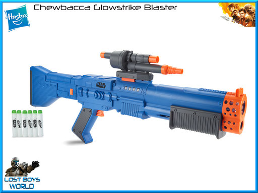 Glowstrike - Chewbacc Blaster