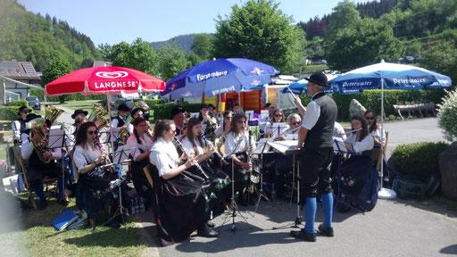 Einweihnung Alisehof in Schapbach