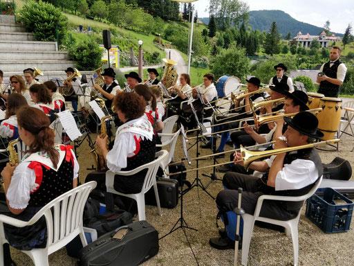 Konzert am Dollenberg