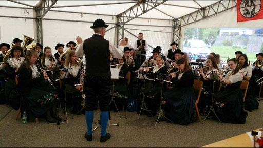 Feuerwehrfest in Schapbach