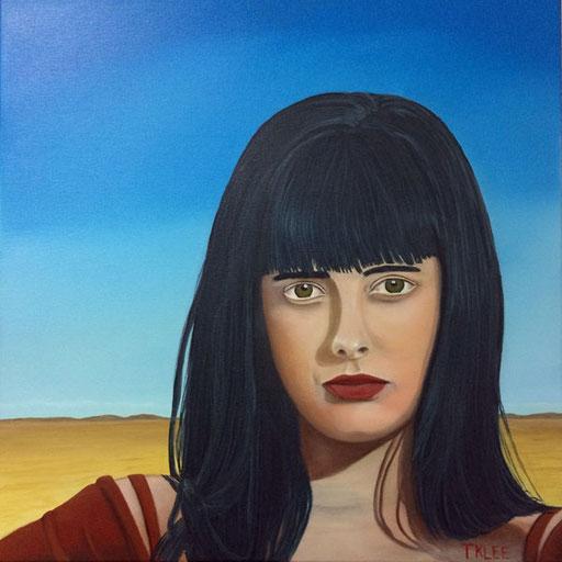 #Klassische_ Malerei#Lasurmalerei#Anblick#Wüste#Himmel#Portrait#Breaking_Bad#Thomas#Klee