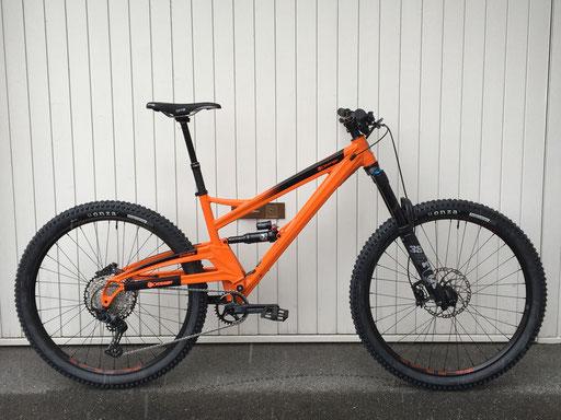 Orange Bikes Stage6 Pro / 2021 / ab CHF 5'950.00 / Frame-Set ab CHF 2'800.00