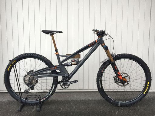 Orange Bikes Stage6 Factory / 2020 / CHF 8'290.00 / Stage6-Modelle ab CHF 5'950.00 / Frame-Set ab CHF 2'800.00