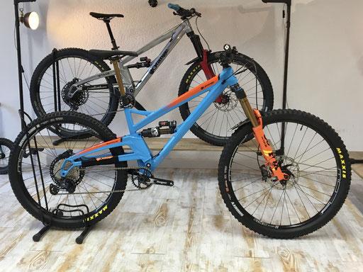Orange Bikes Switch6 2020 / ab CHF 5'365.00