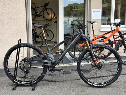 Orange Bikes Stage EVO / 2021 / ChF 7'990.00 / Stage EVO gibt es ab CHF 5'690.00 / Frame-Set ab CHF 2'790.00