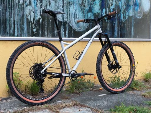 """Orange Bikes P7 29"""" / 2021 / CHF 2'995.00 (abgebildet mit XT-Bremsen CHF 3'195.00)"""