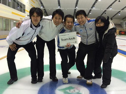 3位:Team Azuls