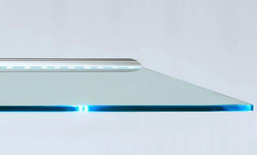 KL- Ledlane Glaskantenbeleuchtung LED