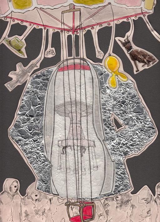 """""""Orpheus steigt herab"""", Text - Tennessee Williams,  Inszenierung  - Sebastian Nübling, (Münchner Kammerspiele)"""