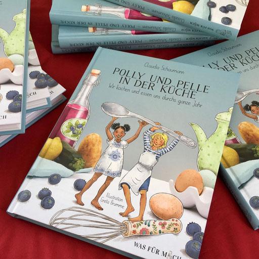 © Illustration für wasfuermich / André & Claudia Schaumann (Autorin), Fotografie: Ilona Habben, Styling: Anne Beckwilm, Gestaltung: Claudia Obertaxer