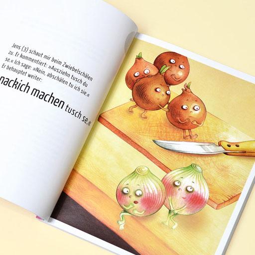 © Illustration für Kindermund Verlag in Zusammenarbeit mit Stuttgarter Nachrichten