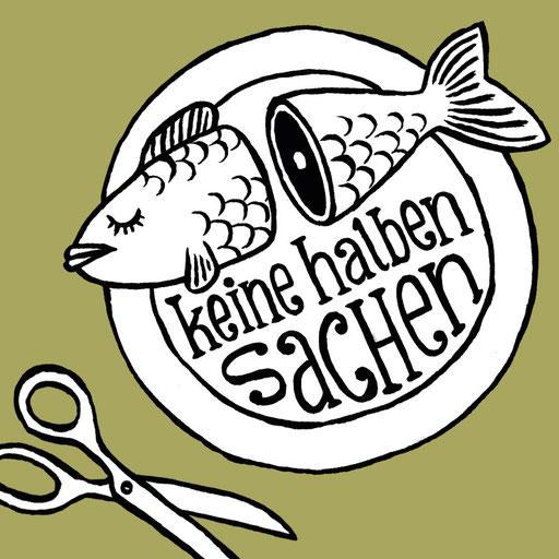 © Illustrationen und Gestaltung für Fünfeck Esslingen