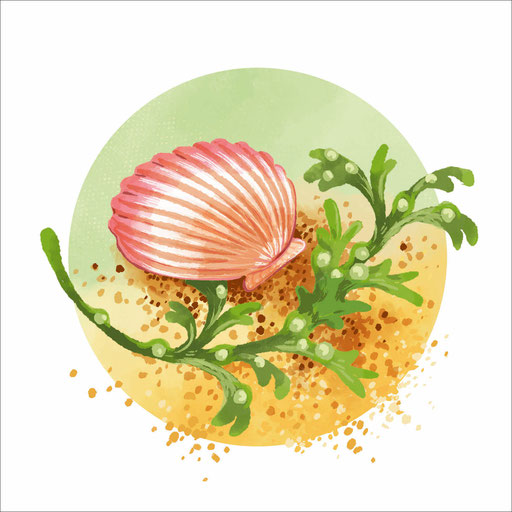 © Illustration für wasfürmich / André und Claudia Schaumann Family-Blog in Kooperation mit Weleda AG Schwäbisch Gmünd