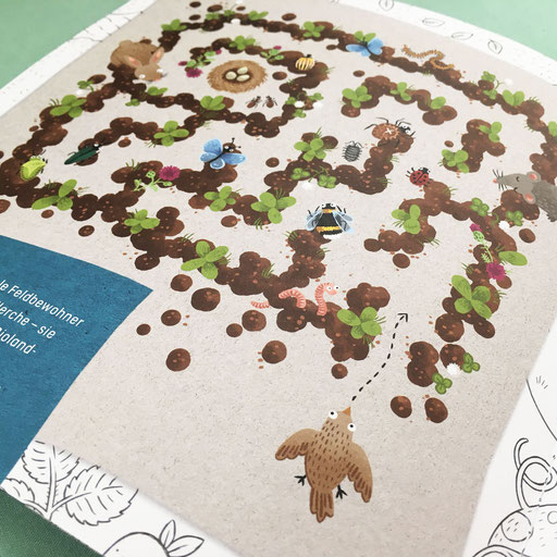© Illustrationen für Bioland – Verband für organischbiologischen Landbau e. V.