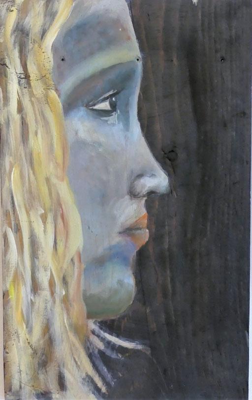 Mädchen Portrait [nicht mehr käuflich]