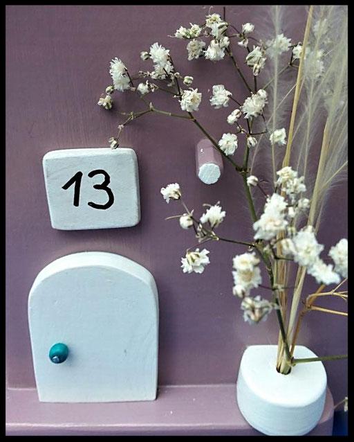 Houten Nestkastje voor Pindakaas pot , Nestkastje, kleur, Vogelhuisje bouwen, vogelhuisje pindakaas pot_3