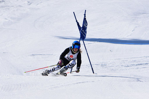 SV DJK Heufeld Skiteam Vereinsmeisterschaft 2019 Rennläufer carvt.