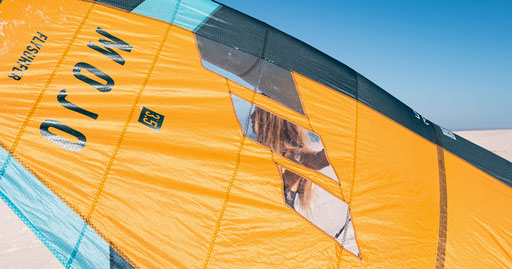 Flysurfer Mojo Wing 2021 Fenster
