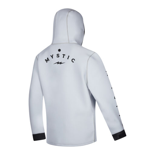 Mystic The One Sweat 4mm white