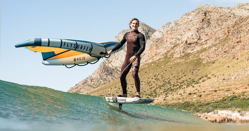 Flysurfer Mojo Wing 2021 Wave
