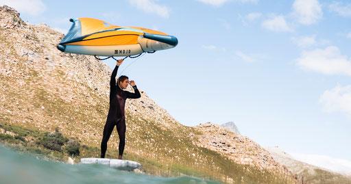 Flysurfer Mojo Wing 2021 Manöver