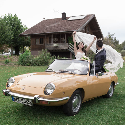 Hochzeit Reportagen in Siegen vom professionellen Kamerateam