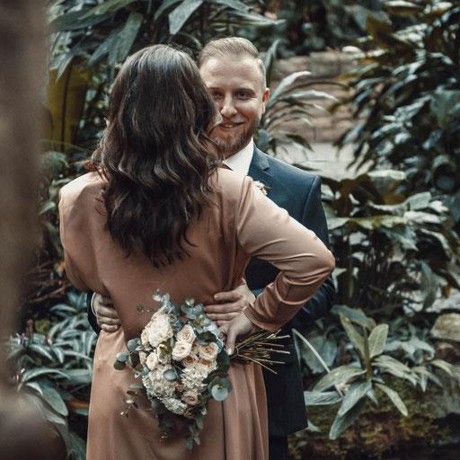 Videograf für Hochzeitsvideo Deutschlandweit