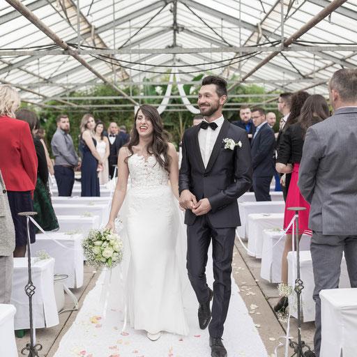 Videograf und Hochzeitsfotograf in Bad Soden für russische Swadba mit Tamada