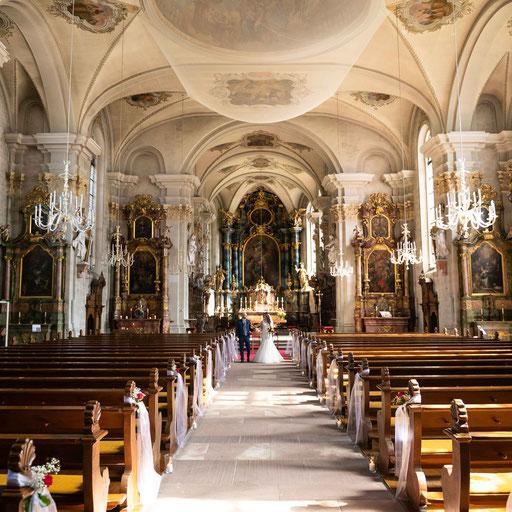 Professioneller Fotograf und Videograf für deutsche russische und internationale Hochzeit in Bad Brückenau und Deutschlandweit
